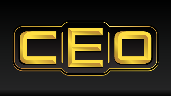 New Official CEO Gaming Logo and Re-Branding