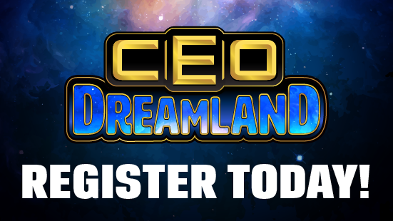 Register for CEO Dreamland