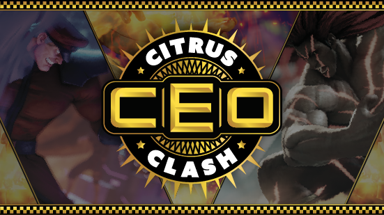 Citrus Clash Presented by CEO Gaming, a Monthly tournament series at The Geek Easy Orlando