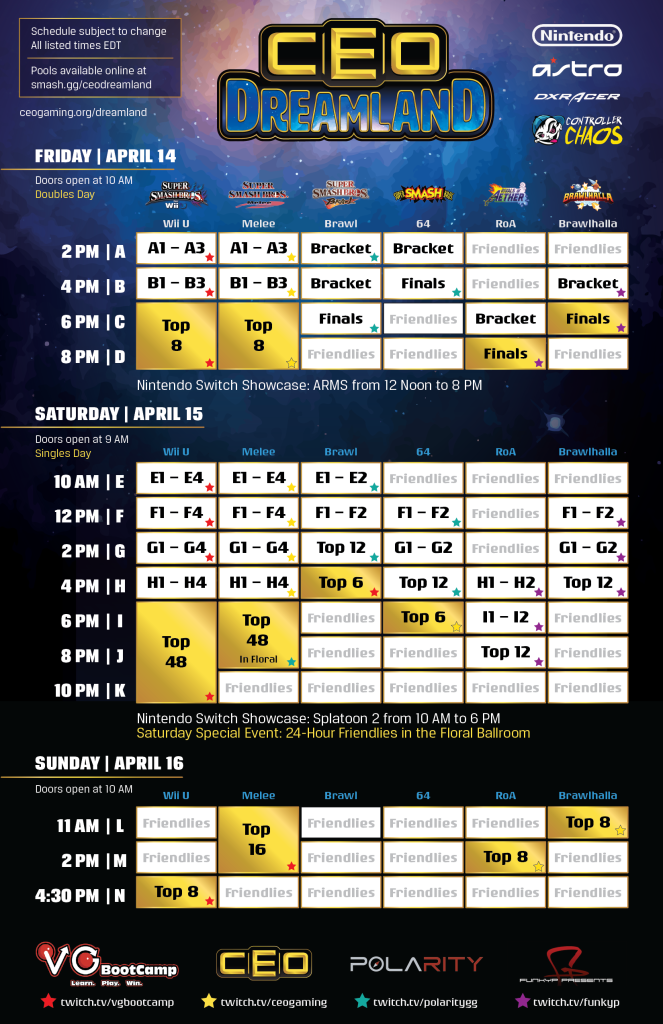 CEO Dreamland Schedule v2-high res