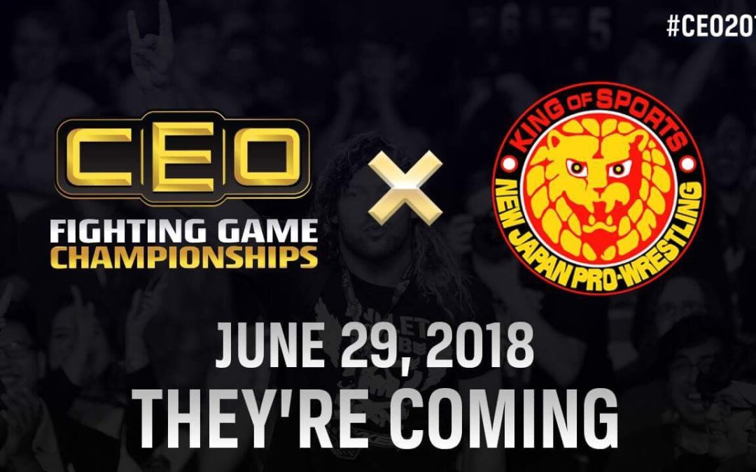 CEO x NJPW Special Event at CEO 2018