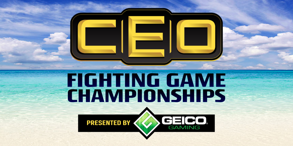 GEICO Gaming Returns as the Presenting Partner for CEO 2018