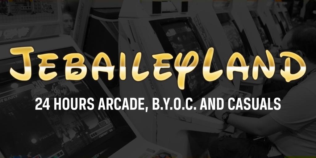 Jebaileyland Arcade