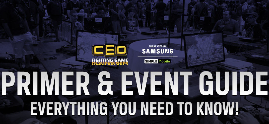 CEO 2019 Primer and Event Guide!