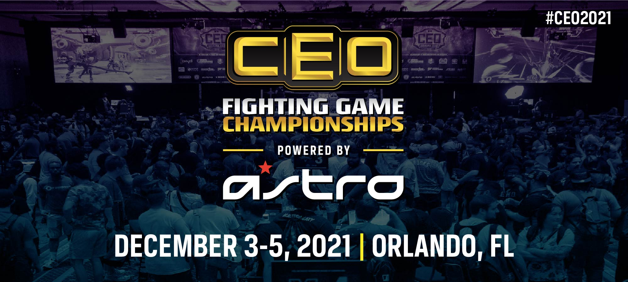 CEO 2021 Event Date